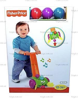 Игрушка-каталка с шариками, W9860, отзывы