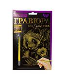"Гравюра ""Golden Metallic: Панда"" А5, ГР-А5-02-01,0, купить"