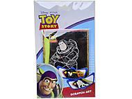 Гравюра-открытка «История игрушек», 7009-12б