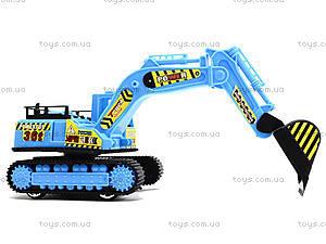 Детская игрушка «Грейдер гусеничный», 6688, детские игрушки