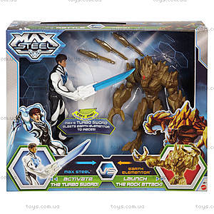 Игровой набор «Битва с монстрами» Max Steel, BHJ04, купить