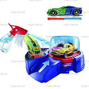 Игровой набор «Тюнинг-центр» Hot Wheels серии «Измени цвет», BGK00, цена
