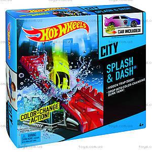 Игровой набор Hot Wheels «Взрыв цветов» серии «Измени цвет», BHN12