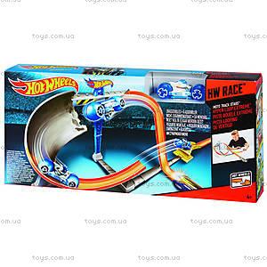 Игровой набор Hot Wheels «Звезды мототрека» серии «Моторейсеры», BLL35