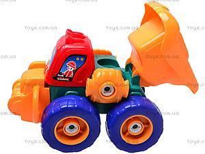 Грузовая машина-конструктор, 836, toys.com.ua