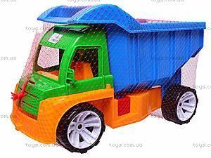 Грузовик детский с кубиками, 088, купить