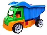 Грузовик детский с кубиками, 088, фото