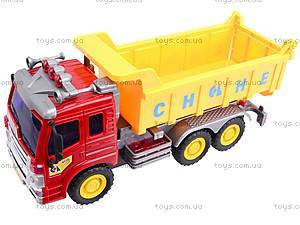Грузовик «Градостроитель», 351A-1, детские игрушки