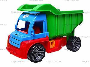 Грузовик игрушечный для детей, 087