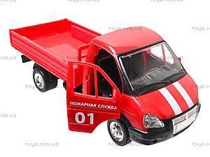 Грузовик инерционный «Газель», 9561-A, детские игрушки