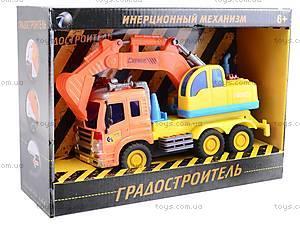 Грузовик с ковшом «Градостроитель», 351A-6