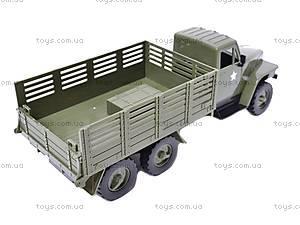 Грузовик военный инерционный, YP6688-2C, купить