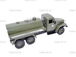 Грузовик военный инерционный «Бензовоз», YP6688-1D, купить