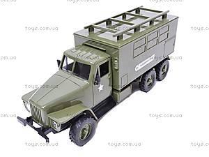 Грузовик военный инерционный «Медицинская служба», YP6688-3D, отзывы