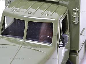 Грузовик военный инерционный «Медицинская служба», YP6688-3D, игрушки