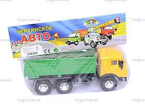 Грузовой автомобиль КАМАЗ, 3120, игрушки