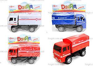 Игрушечный грузовик «Спецслужбы», 6188E6188-1-2-3