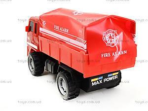 Игрушечный грузовик «Спецслужбы», 6188E6188-1-2-3, детские игрушки