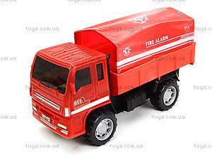 Игрушечный грузовик «Спецслужбы», 6188E6188-1-2-3, магазин игрушек