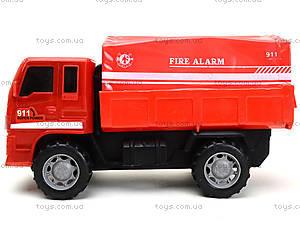 Игрушечный грузовик «Спецслужбы», 6188E6188-1-2-3, toys.com.ua