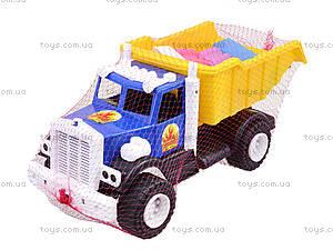 Детский грузовик инерционный, 12-010-71, фото