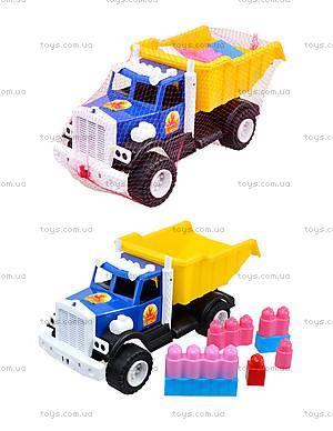 Детский грузовик инерционный, 12-010-71