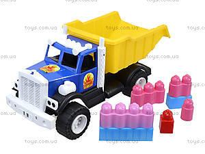 Детский грузовик инерционный, 12-010-71, цена