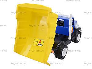 Детский грузовик инерционный, 12-010-71, игрушки