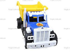 Детский грузовик инерционный, 12-010-71, детские игрушки