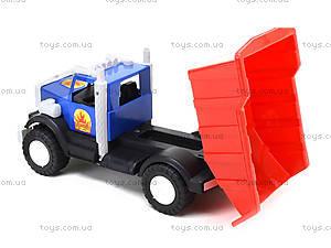 Игрушечный грузовик с лопатой и пасками, 12-010-70, купить
