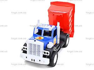 Игрушечный грузовик с лопатой и пасками, 12-010-70, отзывы