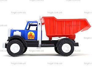 Игрушечный грузовик с лопатой и пасками, 12-010-70, цена