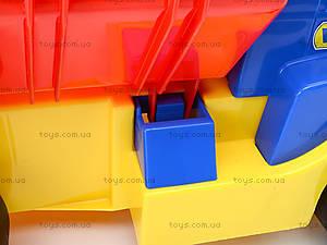 Грузовик для детей «Гигант», 65100, фото