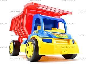 Грузовик для детей «Гигант», 65100, игрушки