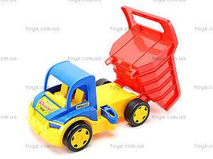 Грузовик для детей «Гигант», 65100, детские игрушки