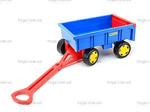 Грузовик для детей «Гигант», 65100, toys
