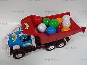 Грузовик «Фарго» с шариками, 0093