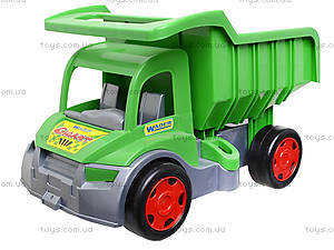 Большой игрушечный грузовик «Гигант Фермер», 65015, игрушки
