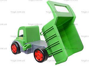Большой игрушечный грузовик «Гигант Фермер», 65015, детские игрушки