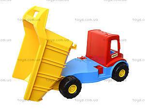 Машинка грузовик для мальчика, 39217, купить