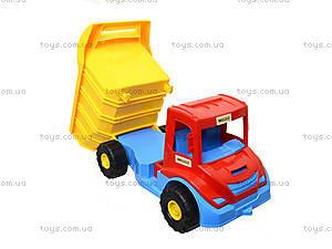 Машинка грузовик для мальчика, 39217, фото