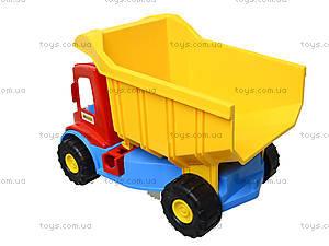 Машинка грузовик для мальчика, 39217, отзывы