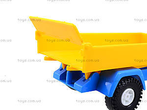 Детский грузовик Mini truck, 39209, фото