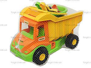 Игрушечный грузовик с набором для песка , 39204, цена