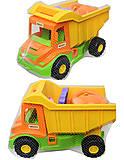 Игровой грузовик с набором для песка и лейкой, 39206, купить