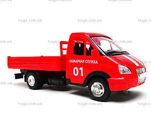 Игрушечный грузовик «Пожарная служба» серия «Автопарк», 9700A, купить