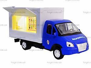 Игрушечный магазин на колесах «Мороженое», 9701C, фото