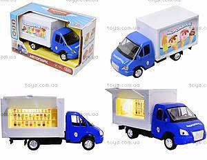 Игрушечный магазин на колесах «Мороженое», 9701C