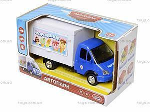 Игрушечный магазин на колесах «Мороженое», 9701C, отзывы