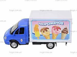 Игрушечный магазин на колесах «Мороженое», 9701C, цена